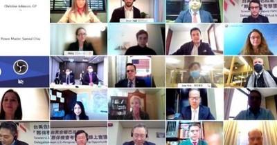 La Nación / Taiwán y EEUU apoyan a sectores eléctrico y de energía renovable