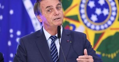 La Nación / Críticas de Bolsonaro a China atrasan la llegada de vacunas
