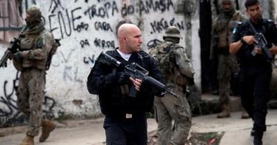 La Nación / Acción policial deja 25 muertos en una favela de Río de Janeiro
