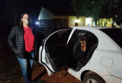 Conductora de Bolt logró defenderse de un delincuente y Policía lo detuvo