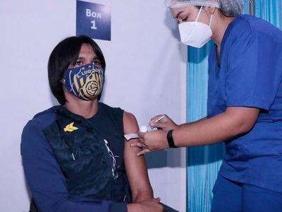 APF inició proceso de vacunación en el COP