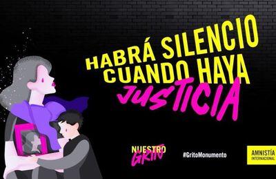 Campaña contra la represión a las mujeres