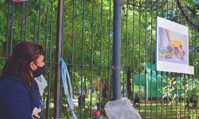 """""""Retratos del país que quiero"""" en la Plaza Uruguaya"""