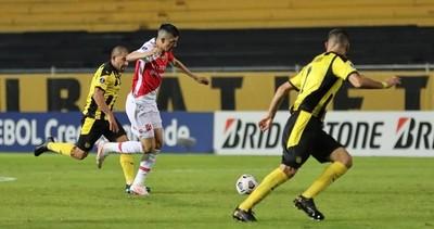 River Plate goleado en la Sudamericana