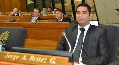DIPUTADO JORGE BRITEZ AHORA  PROPONE LEGALIZAR EL ROBO