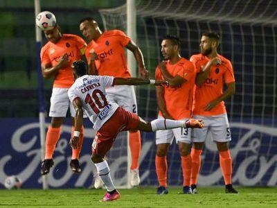 La Guaira y América empatan en el grupo de Cerro