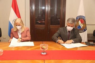 Ministerio del Interior y Senad intercambiarán información y acceso a datos de seguridad