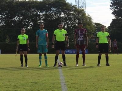 Primera B: los árbitros para la fecha 5