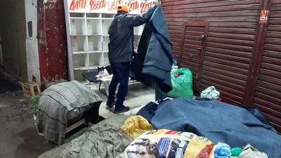 80 personas fueron rescatadas del frío en operativo Ñeñua
