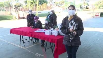 Influenza: Vacunatorio habilitado en la ASO de Hacienda en Lambaré