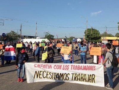 Comerciantes de Nanawa cuestionan pedido de devolución de subsidio · Radio Monumental 1080 AM