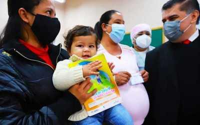 Hoy se inicia vacunación contra influenza en las diferentes regiones sanitarias del país