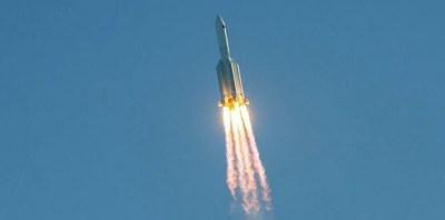 Existe una mínima posibilidad de que el cohete chino caiga en Paraguay