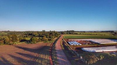 Gobierno habilita ruta que contribuirá al desarrollo de Edelira y alcanza 2.117 km pavimentados