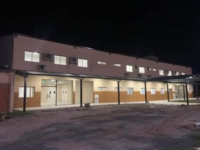 La EBY inició proceso de compras para equipar hospital de Puerto Casado