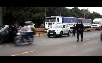 Repudian controles extorsivos de la Caminera en Minga Guazú