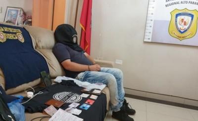 Imputan a joven por simular secuestro y exigir dinero a su familia