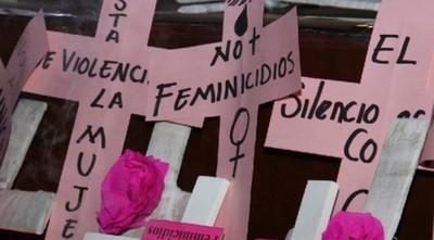 Se registran 128 víctimas de feminicidio desde el 2018