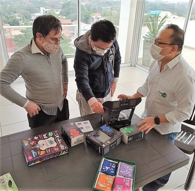 Con ayuda de Taiwán, mejoran estándares de aprobación de la yerba paraguaya para mercados competitivos