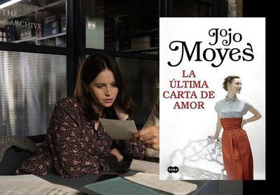 La última carta de amor: la adaptación del libro de Jojo Moyes llega a Netflix en julio