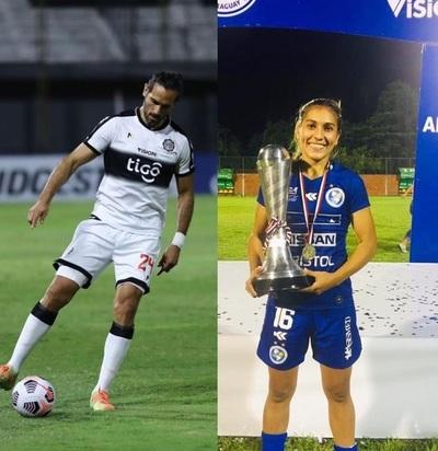 Laura Romero encara a Roque Santa Cruz y genera riña futbolística en redes