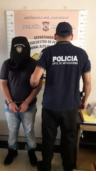 Arresto domiciliario para hombre que simuló su secuestro