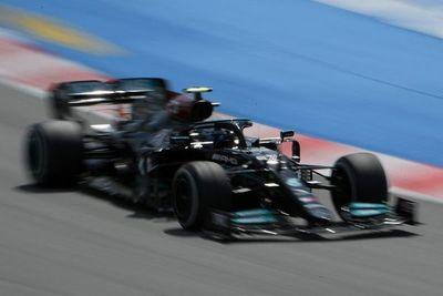 Bottas, el más rápido de la primera sesión del GP de España