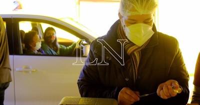 La Nación / Habilitan vacunatorio contra el COVID-19 y la influenza en Municipalidad de Luque