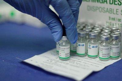 OMS aprueba el uso de emergencia de la vacuna china Sinopharm contra el coronavirus