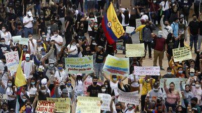 ¿Qué está pasando en Colombia y por qué hay manifestaciones?