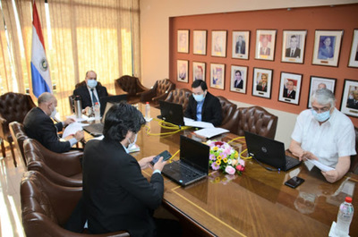 """Senado se interiorizará sobre proyecto """"autoritario"""" de Abdo"""