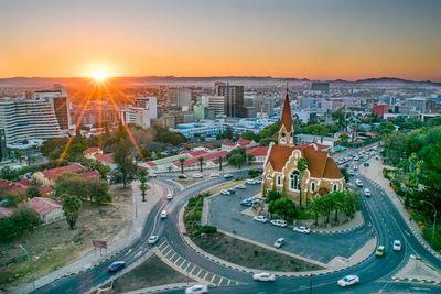 Nada ha cambiado desde Windhoek