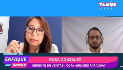 ENFOQUE VENUS: Copa Airlines cuenta con vuelos diarios desde este mayo