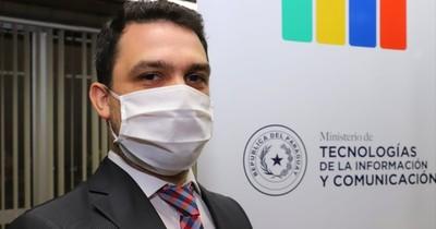 La Nación / Vacunación a extranjeros: titular del Mitic contradice declaraciones del canciller