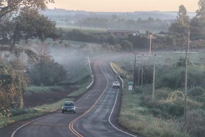 Habilitan ruta que contribuirá al desarrollo de Edelira y el Gobierno alcanza 2.117 km pavimentados