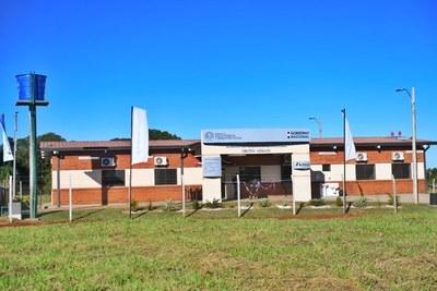 Gobierno inaugura moderna USF en Raúl Peña, Alto Paraná