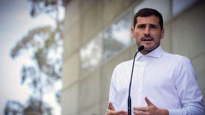 Iker Casillas niega haber sufrido una recaída