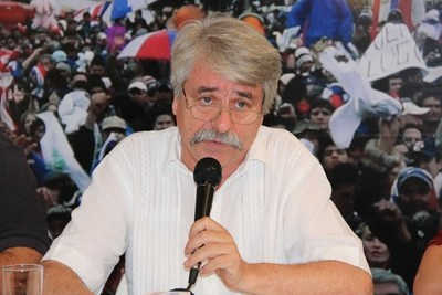 Parlasurianos exigen renuncia de su colega, el colorado Celso Troche, por presunta vacunación VIP