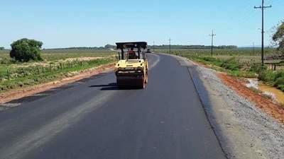 """""""Ruta de la Caña"""" registra 83% de avance y se va concretando para beneficiar a 25.000 personas"""