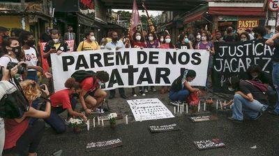 """Para vicepresidente víctimas de operativo en Río eran """"bandidos"""""""