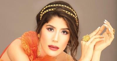 La Nación / Vanessa Castro partió rumbo a EEUU y representará a Paraguay en el Miss Universo