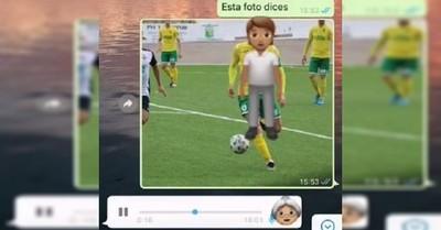 """La divertida reacción de una abuela al novio futbolista de su nieta: """"Está para hacerle padre"""""""