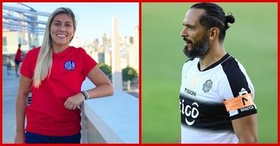 Laura Romero: la futbolista que se volvió tendencia por increpar a Roque Santa Cruz