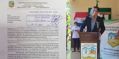 INTENDENTE CASAS BUSCA ADQUIRIR SISTEMAS DE AIRE Y VACÍO PARA EL HOSPITAL DISTRITAL DE M. AUXILIADORA