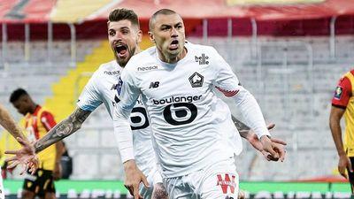 El Lille vuela hacia el título en Francia