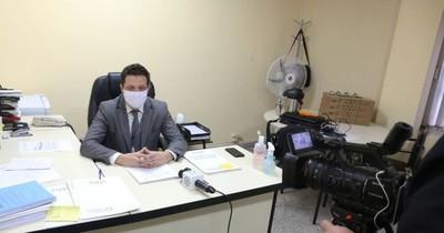 La Nación / Designan a Rodolfo Heyn como encargado de despacho de la Superintendencia General de Justicia