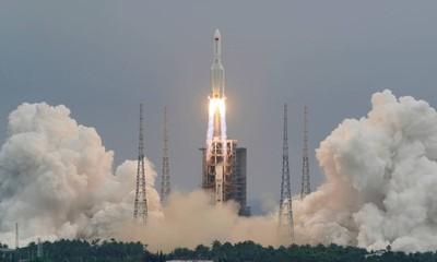 El cohete chino pasó sobre Paraguay