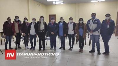 JORNADA DE DISTRIBUCIÓN DE VACUNAS ANTIGRIPALES Y CAPACITACIÓN.