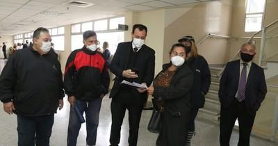 La Nación / Caja Municipal: piden a ministros de la Corte rechazar acción de inconstitucionalidad
