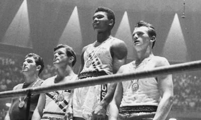 TOKYO 2020: Muhammad Ali ganó la medalla de oro en en los JJ.OO de Roma 1960